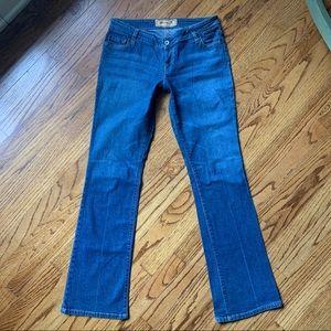 Seven7 Super Low Stretch Boot Jeans Sz 32